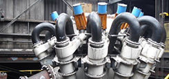 HIGH PERFORMANCE HYDROCYCLONES