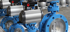 Valves for gas and oxygen applications